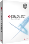 Cubase Artist 10 plus Steinberg UR44 audio card