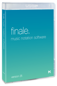 Finale version 25 upgrade from previous versions of Finale