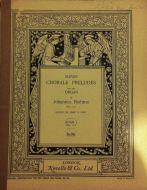 Brahms, Johannes - 11 Chorale Preludes