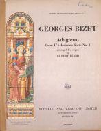 Bizet - Adagietto from L'Arlesienne Suite No. 1
