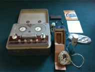 Cossor CR1607 Tape Recorder