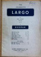 Dvorak - Largo from New World Symphony