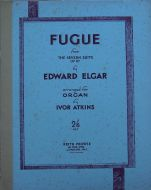 Elgar, Edward - Fugue from The Severn Suite