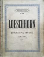 Loeschhorn - Progressive Studies, Op. 66