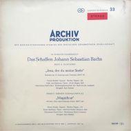 Bach, JS - Cantata no.14