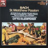 Bach, JS - St. Matthew Passion