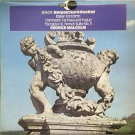 Bach, JS - Harpsichord Recital