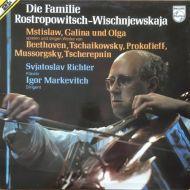 Die Familie Rostropowitsch - Wischnjewskaja