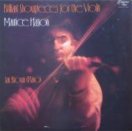 Brilliant Showpieces for the Violin
