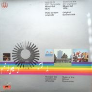 Games of the XXI Olypiad 1976