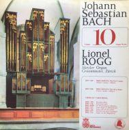 Bach, J.S. Organ works Volume 10