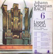 Bach, J.S. Organ works Volume 6