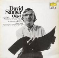 David Sanger, organ