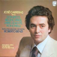 Jose Carreras Sings