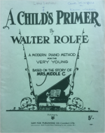 A Children's Primer