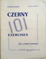 Czerny, C - 101 Exercises, Op.261