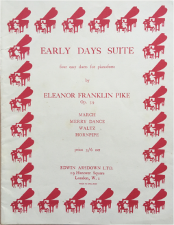 Early Days Suite, Op. 39