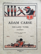 Toy-land Tunes, Book I