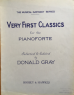 Very First Classics for the Pianoforte