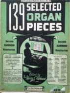 139 Selected Organ Pieces