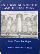 Album of Memorial And Funeral Music, An - Seven Pieces