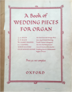 Book of Wedding Pieces
