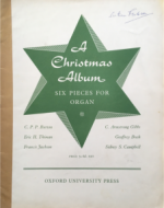 Christmas Album, A - Six Pieces