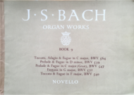 Bach, J.S. - Book 9, Preludes and Fugues