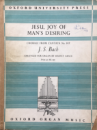 Bach, J.S. - Jesu, Joy of Man's Desiring