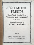 Bach, J.S. - Jesu, Meine Freude