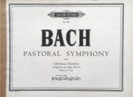Bach, J.S. - Pastoral Symphony from Christmas Oratorio