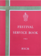 Festival Service Book Two
