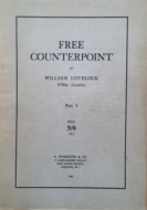 Free Counterpoint