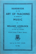 Handbook on the Art of Teaching Music
