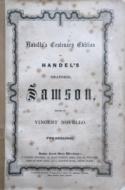 Handel, G.F. - Samson