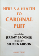 Here's a Health to Cardinal Puff