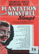 Book of Plantation and Minstrel Songs