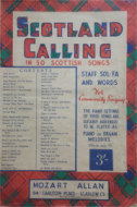 Scotland Calling - in 50 Scottish songs