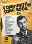 Community Song Book No. 1