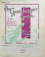 On Grasshopper Green