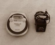 Philips CD Walkman with Digital FM Tuner